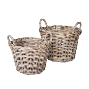 Round Potato Baskets