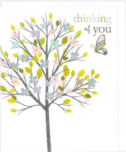 Think of Me Card