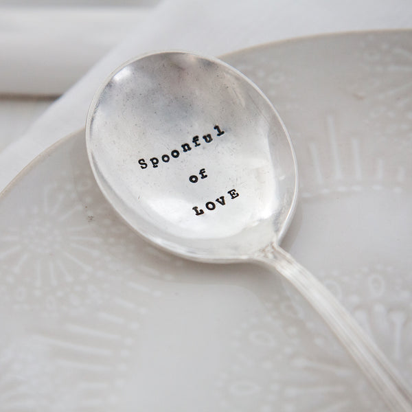 Spoonful of Love Dessert Spoon