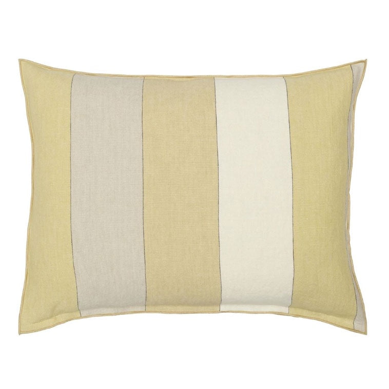 Brera Gessato Hemp Cushion 60x45cm