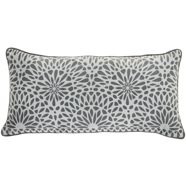 Bazaar Steel Rectangle Cushion