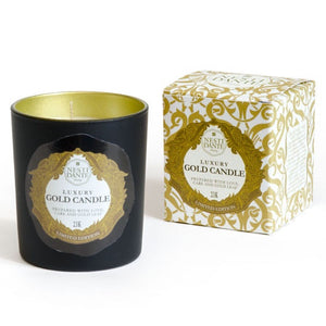 Luxury Gold Candle