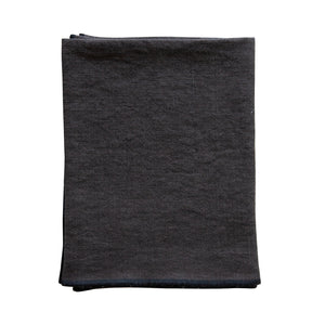 Luri Tea Towel Charbon