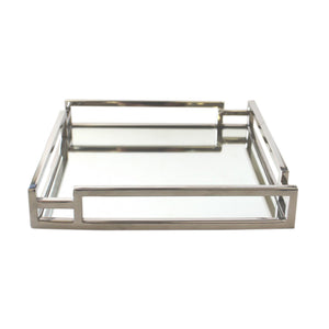 Square Mirror Tray 30x30cm