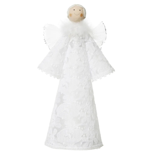 Angel Lace Tree Topper