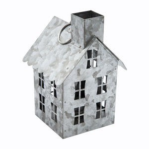 Metal Tealight House