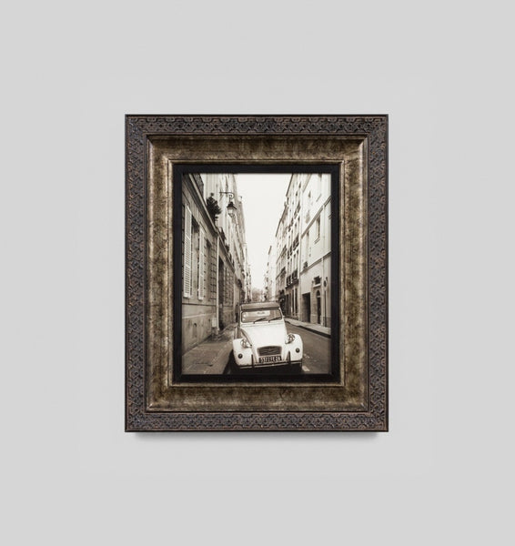 Passage Ille St Louis Framed Print