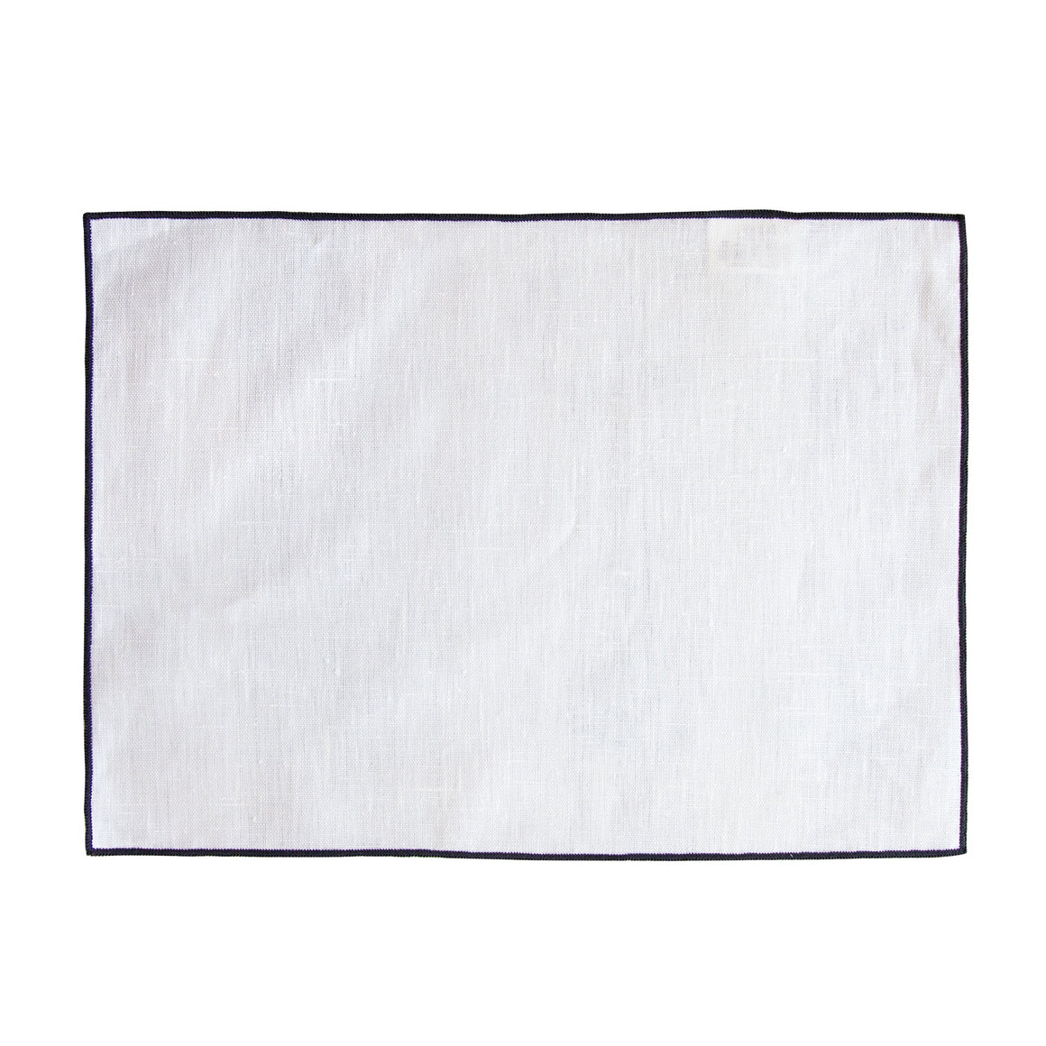 Coated Linen Placemat White