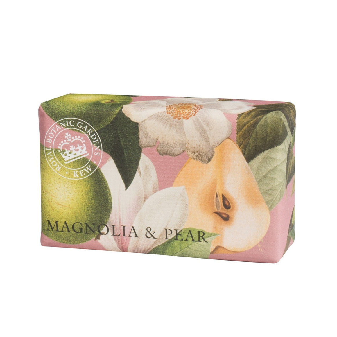 Luxury Magnolia & Pear Soap