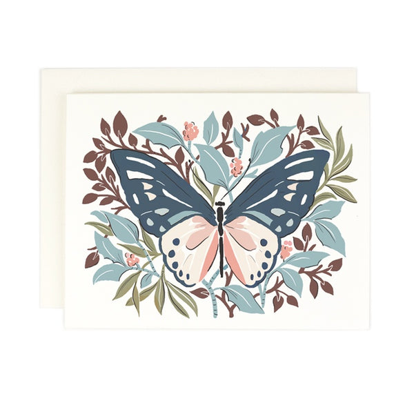 Butterfly No.1 Card