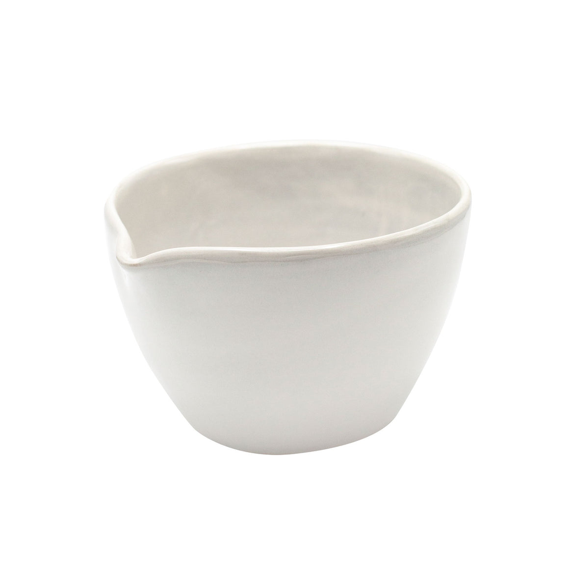 Franco Rustic White Mixing Bowl
