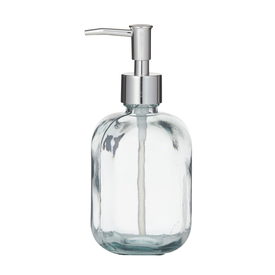 London Recycled Glass Soap Dispenser