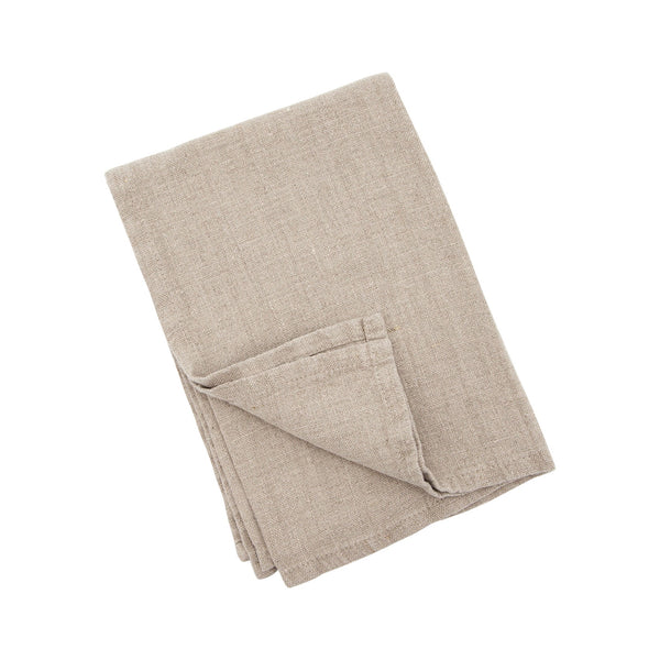 Linen Tea Towel Natural