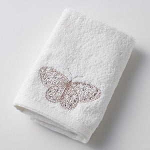 Butterfly Face Washer