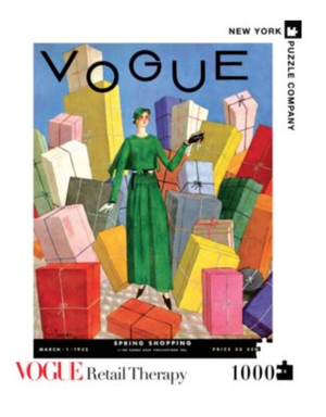 Vogue Retail Therapy 1000pc Puzzle