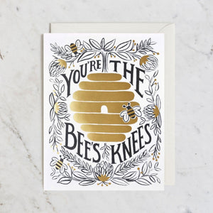 Bees Knees Card