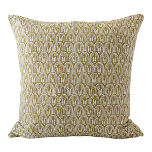 Belize Saffron Cushion 50cm