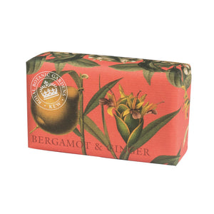 Luxury Bergamot & Ginger Soap