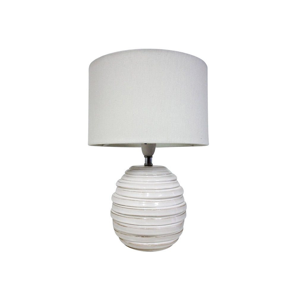 Franklin White Lamp