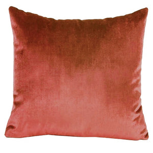 Ambre Velvet Cushion