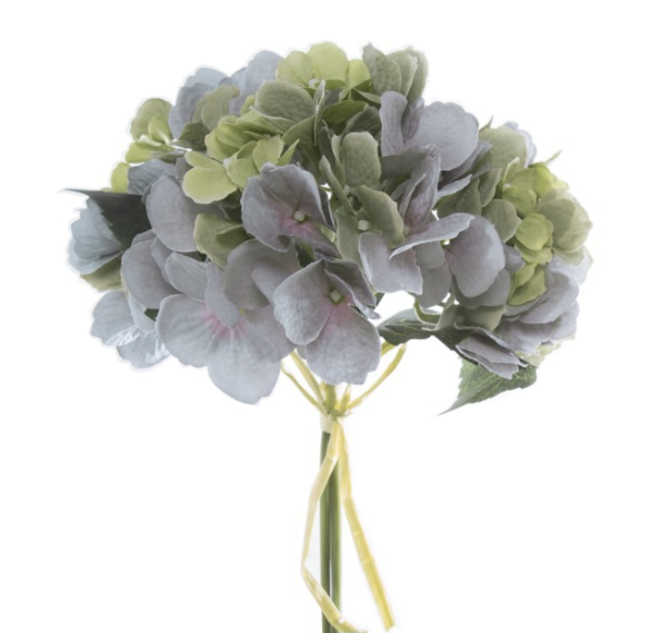 Hydrangea Victoria Bouquet Green Blue