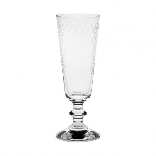 France Champagne Glass Fishnet