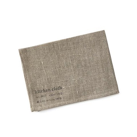 Linen Kitchen Cloth Natural