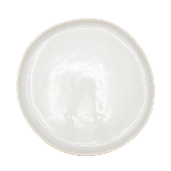 Franco Rustic White Large Plate