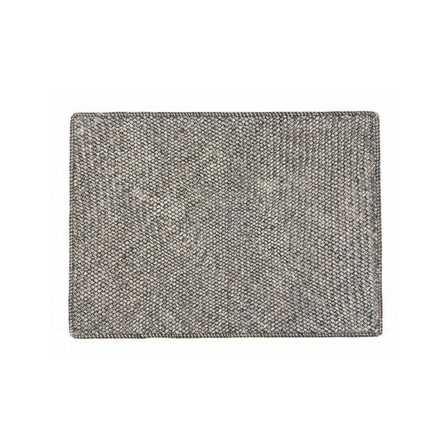 Herring Placemat Black Wash