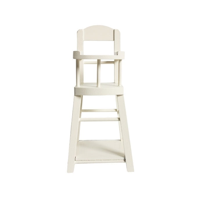 High Chair for Micro off white