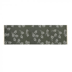 Olive Grove Table Runner Olive