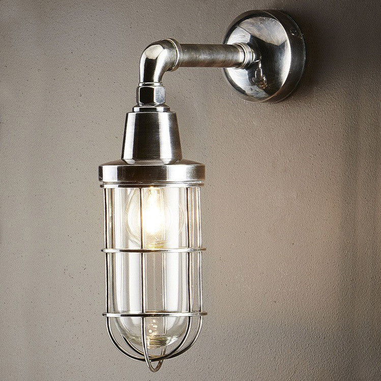 Starboard Wall Light