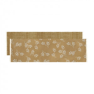 Olive Grove Table Runner Mustard