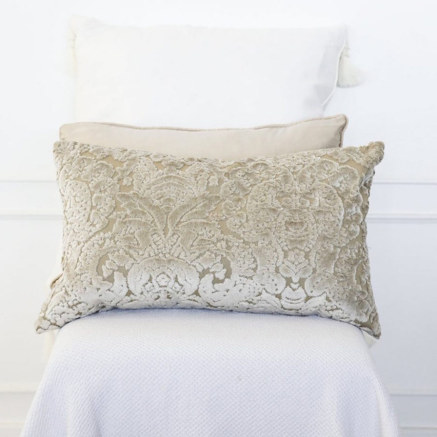 Flores Cushion Oat