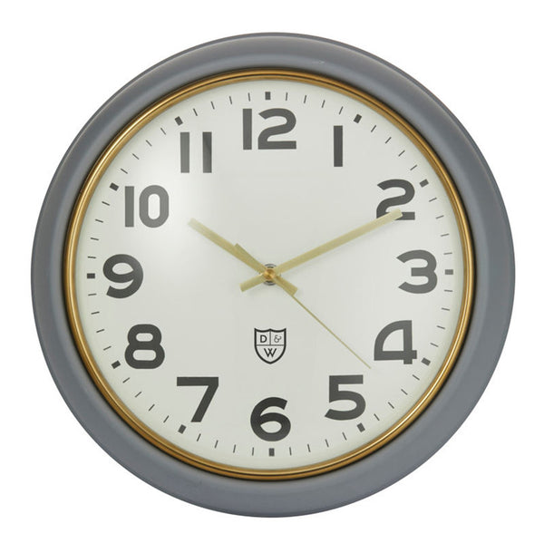 Atticus Wall Clock