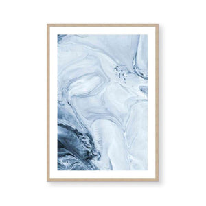 Blue II Framed Print