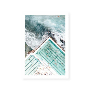 Bondi Views I Art Print
