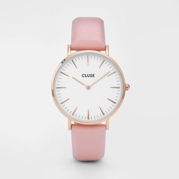 Cluse La Boheme Rose Gold Watch