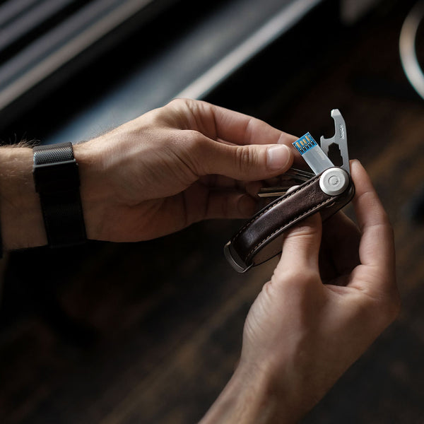 Orbitkey 2.0 Leather