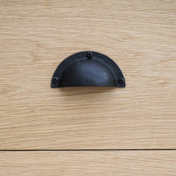 Galley Drawer Pull Black