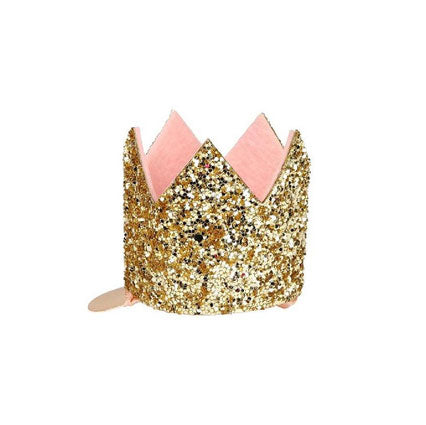 Hair Clip Mini Crown