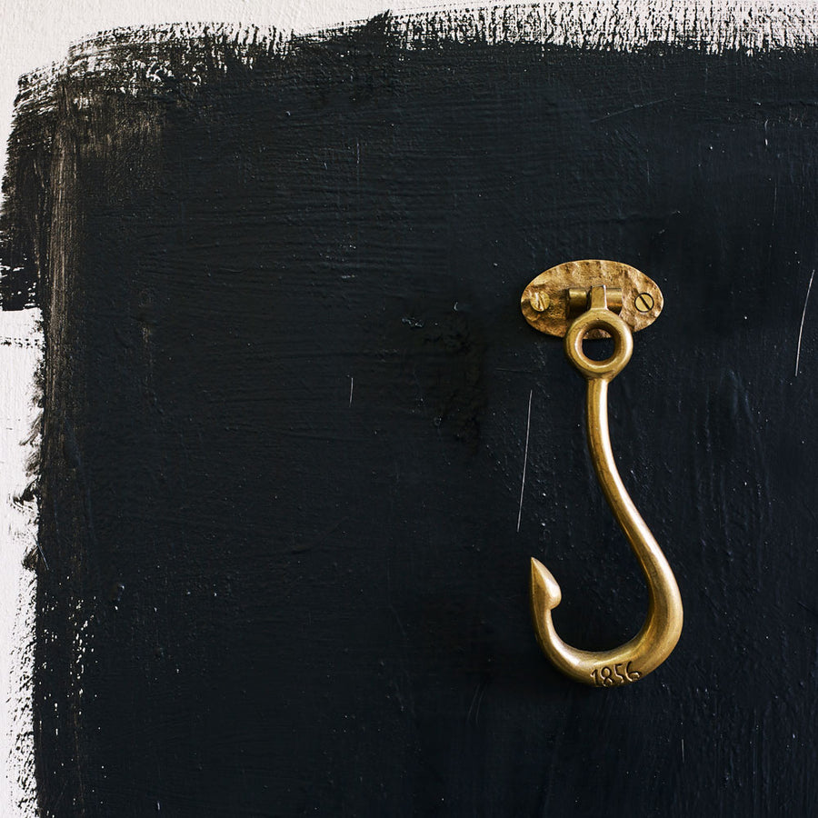 Hook Door Knocker