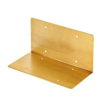 Brass Stand Shelf