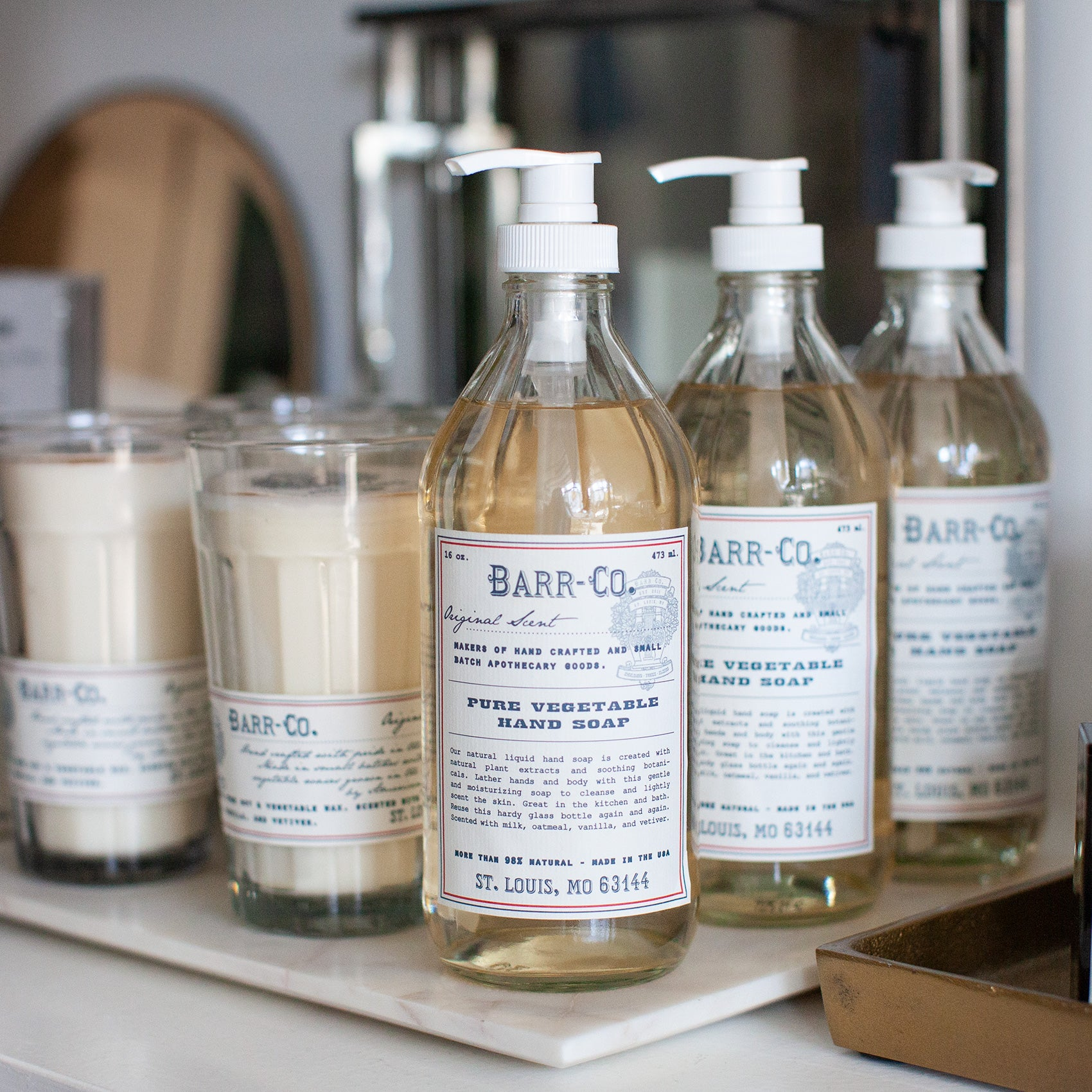 Barr-Co Original Hand Wash