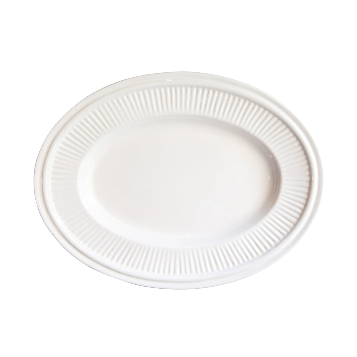 Market platter small oval #2