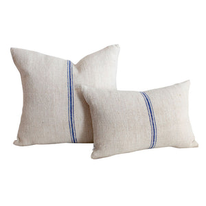 Grain Sack Cushion