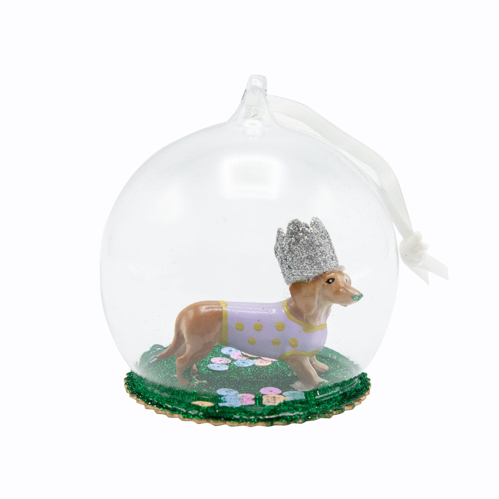 Silly Sausage Dome Decoration