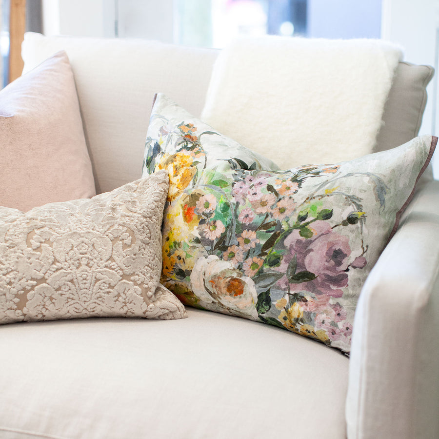 Designers Guild <br> Veronese Linen Cushion