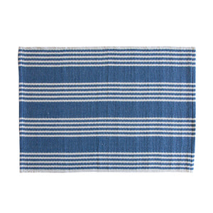 Durban Denim Recycled Cotton Mat