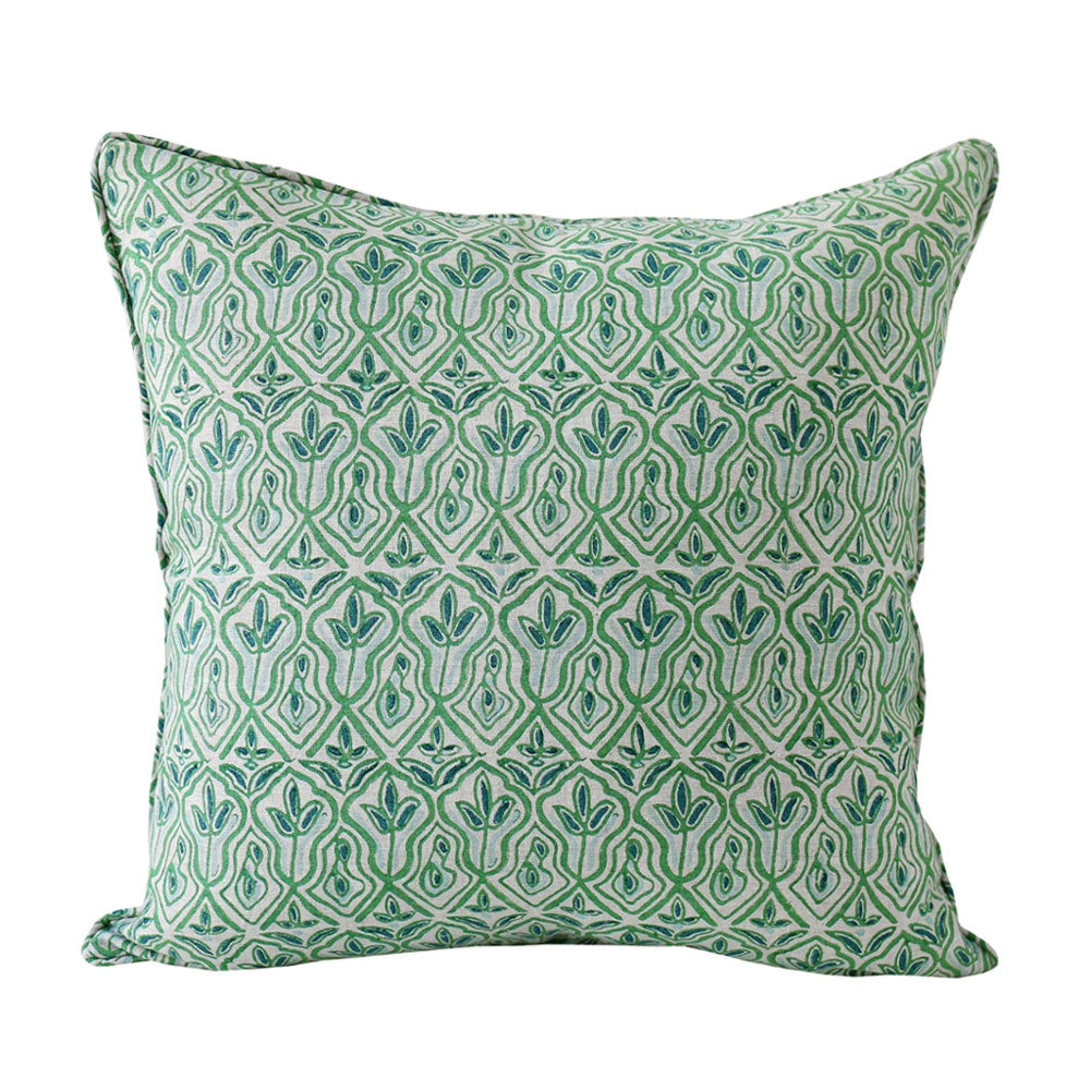 Praiano Emerald Cushion 50x50cm